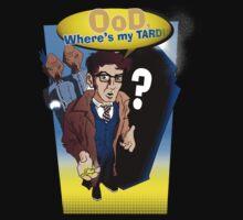 Ood, Where's My TARDIS? Kids Clothes