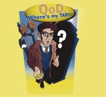 Ood, Where's My TARDIS? Kids Clothes