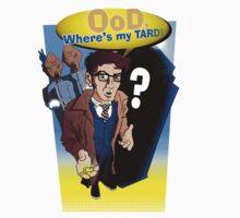 Ood, Where's My TARDIS? by DangeRuss