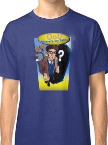 Ood, Where's My TARDIS? Classic T-Shirt
