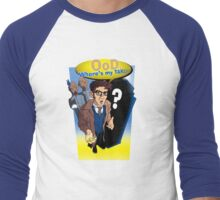 Ood, Where's My TARDIS? Men's Baseball ¾ T-Shirt