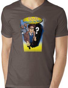 Ood, Where's My TARDIS? Mens V-Neck T-Shirt