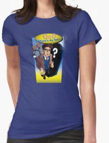 Ood, Where's My TARDIS? Womens T-Shirt