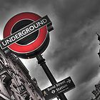 London Underground by FC Designs