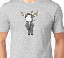 Sam Winchester Moose Unisex T-Shirt