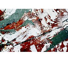 Paint Board Photographic Print