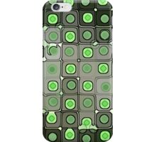 Spots of Green iPhone Case/Skin