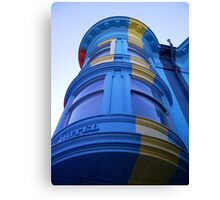San Francisco Hotel Canvas Print