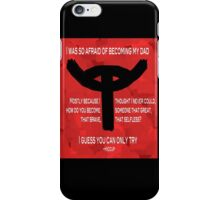 Hiccup Becomes Chief  iPhone Case/Skin