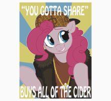 Scumbag Pinkie Pie by Austin Seal