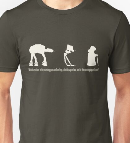 Riddle of the Sphinx Unisex T-Shirt