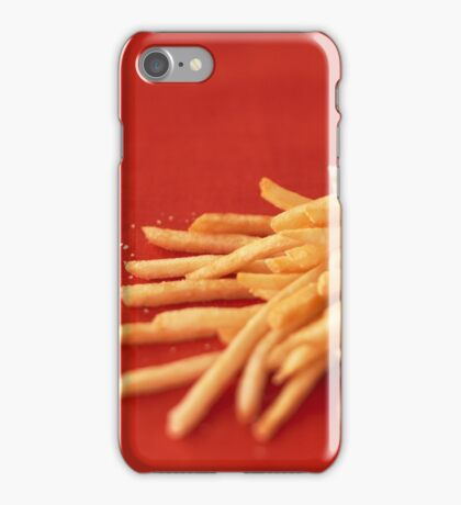 Phone Case Collection: Fries iPhone Case/Skin
