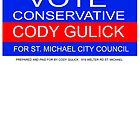 Cody Gulick for City Council by codyst