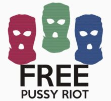 Free Pussy Riot by personalized