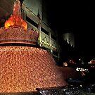 The Grand Fountain, Trump's Taj Mahal, Atlantic City NJ by Jane Neill-Hancock