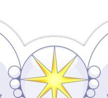 Sailor Cosmos Brooch Sticker