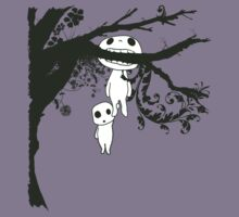 Kodoma Tree Spirit by Crocktees