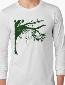 Kodoma Tree Spirit Long Sleeve T-Shirt
