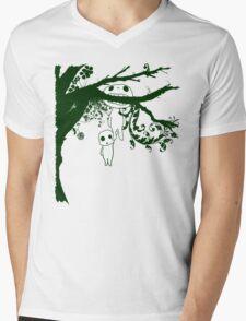 Kodoma Tree Spirit Mens V-Neck T-Shirt