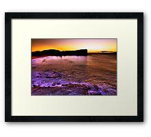Sunrise Avalon BEACH SYDNEY'S Northern Beaches Framed Print