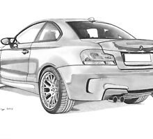 BMW 1M Coupe E82 by Steve Pearcy