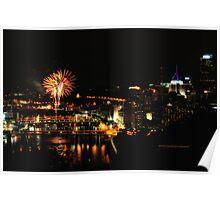 Pittsburgh Skyblast VI Poster