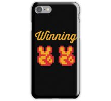 Street Fighter #Winning iPhone Case/Skin