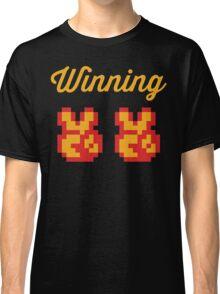 Street Fighter #Winning Classic T-Shirt