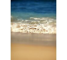 seashore Photographic Print
