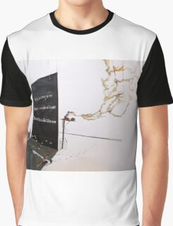 Do you feel...the invisible to the eyes Graphic T-Shirt