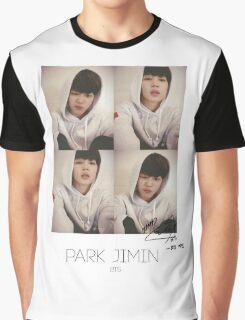 BTS/Bangtan Sonyeondan - Jimin Photocard Graphic T-Shirt