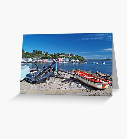 Tobermory 2 Greeting Card