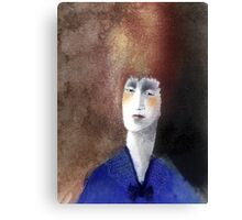 Clarissa Dalloway Canvas Print