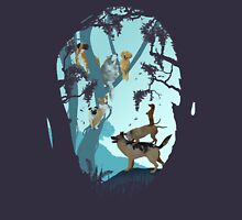 Dog Forest Unisex T-Shirt