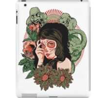 Day of the Dead Girl iPad Case/Skin