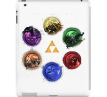 Ocarina Of Time:  All Bosses iPad Case/Skin