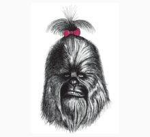 Chewbacca got his hair did Kids Clothes