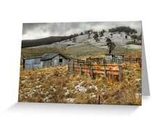 Baby Its Cold Outside - Oberon, NSW - The HDR Experience Greeting Card