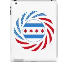 Chicago Murican Patriot Flag Series iPad Case/Skin