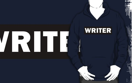 Writer by Chrome Clothing