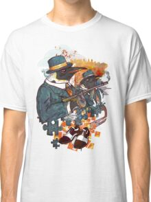 Mobster Puzzle Classic T-Shirt