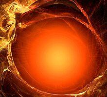 Autumn  Sun by Art-Motiva