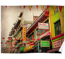 China Town Poster