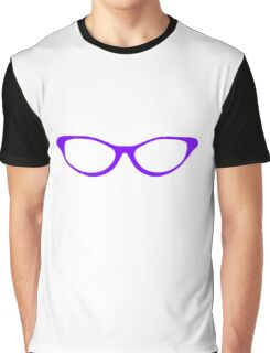 Horn Rimmed Glasses Graphic T-Shirt