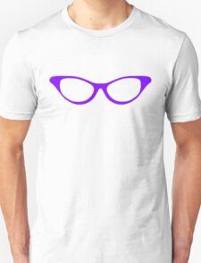 Horn Rimmed Glasses Unisex T-Shirt