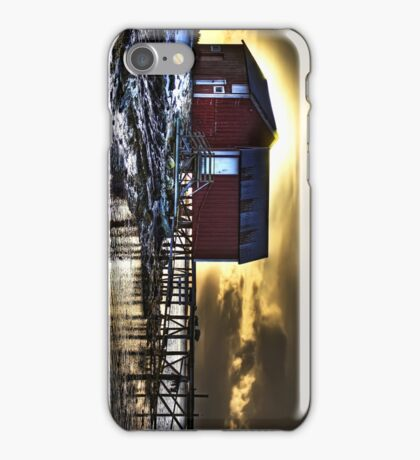 The Naust iPhone Case/Skin