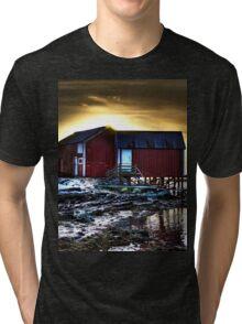 The Naust Tri-blend T-Shirt