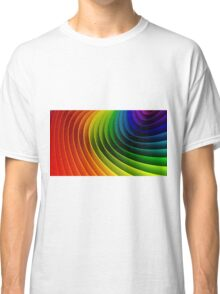 Living with Love Collection: Rainbow Classic T-Shirt