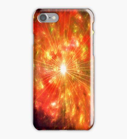 Sun Eruption iPhone Case/Skin