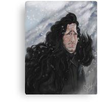 Jon Snow Canvas Print